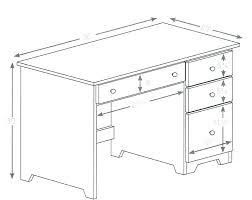 computer desk dimensions motivate measurements standard size marvellous along with 8