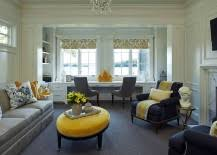 Image Mustard Yellow Beating Boredom Dullness And Sense Of Monotony Can Make The Home Office Lot More Fun And This Actually Helps Your Work Productivity As Well Decoist Energize Your Workspace 30 Home Offices With Yellow Radiance