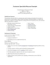 Barista Resume Objective Examples. Experienced Barista Resume ...