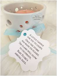 baby boy shower poems favors fresh baby shower candle prayer stork has made his flight baby