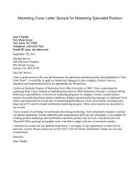 Cover Letter For Marketing Internship Nice Impressive Letters
