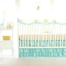 mint and gold bedding gold and mint nursery set gold polka dot in mint collection gold