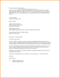 Download Example Sample Complaint Letter To Airline