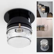 ul wet location listed wall and ceiling fresnel light fixture