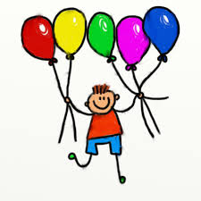 Image result for free balloons clipart