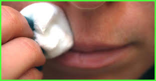 how to lighten dark upper lips naturally
