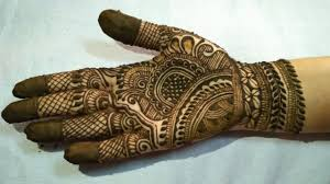 Wedding Henna Designs Simple Easy And Simple Wedding Special Mehndi Design For Hand 2018