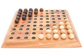 Game With Stones And Wooden Board MultiBoard 10000 games in 100 Wooden Board Game Solve It Think 92