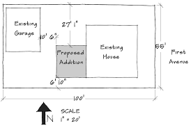 Drawings Site Drawings Site Plans Floor Plans And Elevations Tacoma Permits