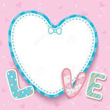 Illustration Vector Of Cute Love ...