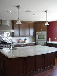 kitchen lighting over island. Chandelier For Kitchen Island : Inspiring Decoration With Mahogany Wood Cabinet And Designed Lighting Over