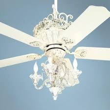 black chandelier ceiling fan amazing chic rubbed white ceiling fan with 4 light kit on chandelier black chandelier ceiling fan