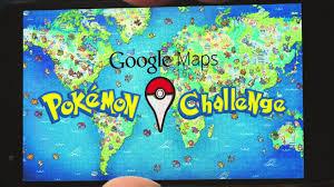 google maps pokémon challenge  youtube