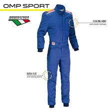 Omp Kart Suit Size Chart Kart Racing And Rally Accessories Omp Racing