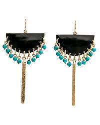 ashley pittman ashley pittman nusu dark horn earrings jewelry
