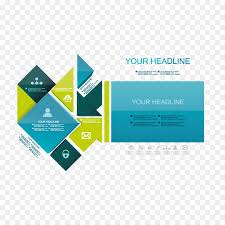 page layout book cover brochure web design vector geometry ppt material