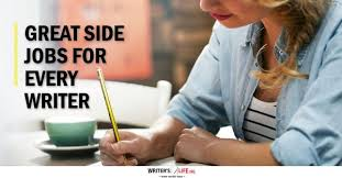 great side jobs for every writer writer s life org