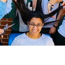Do It For Cancer - Beth's Head Shave