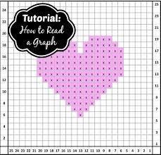 Tutorial How To Read A Graph Graph Crochet Pixel Crochet