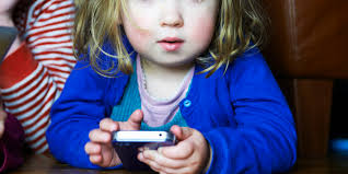 Smartphone  tablet overuse among toddlers may stunt development     Huffington Post