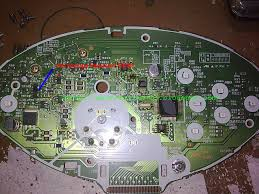 wave 125 s panel repair techy at day blogger at noon and a if you can see it on the picture tr102 er has a black mark so i immediately test it my digital diode tester im not surprise of the outcome