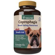 <b>Coprophagia Stool Eating Deterrent</b> Tabs 60PK   Anipet Animal ...
