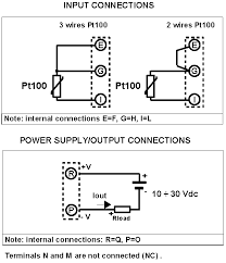 3 wire rtd wiring diagram wirdig rtd 3 wires terminal i and g compensation e output and power supply