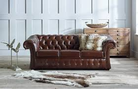 traditional leather sofas. Delighful Leather Gladbury Traditional Leather Sofa Inside Sofas W