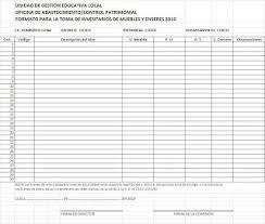 Inventario Fisico Comunicado Blog De Matematica_edken