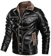 <b>Men</b> Winter <b>Plush Jacket Coat</b>, Male Solid Long Sleeve Button ...