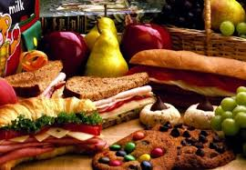 delicious food background. Fine Food Delicious Food For Background A