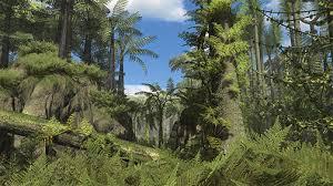 Carboniferous <b>Forest Simulation</b>