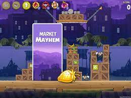 Angry Birds Rio Market Mayhem Update Out Now!