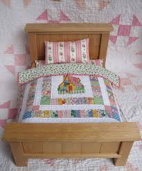 Farmhouse Doll Bed and Quilt – Q is for Quilter & I ... Adamdwight.com