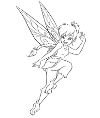 Small Picture fairy coloring pages Peter Pan Pixie fairy coloring page favv