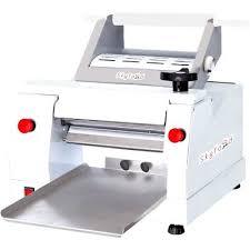 commercial countertop dough roller sheeter 1 2 horsepower