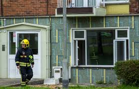 firefighters called in to tackle raging fuse box fire within flat fuse box fire car firefighters called in to tackle raging fuse box fire within flat block in swindon