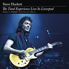 <b>Steve Hackett - The</b> Total Experience Live In Liverpool - Amazon ...