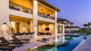 Amazing Vacation Homes Tour A 9 Bedroom Villa In Orlando Florida