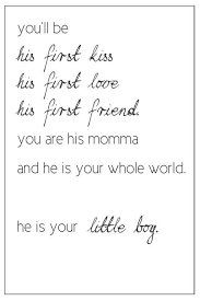 Mom Of Boys Quotes Impressive 48 Mother And Son Quotes Quotes Hunter