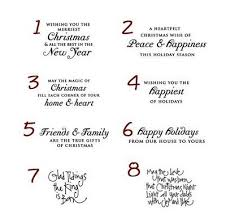 happy holidays card sayings. Christmas Card Verbiage Wording For Xmas Cards Throughout Happy Holidays Sayings