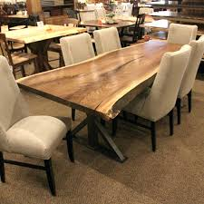 walnut dining table set local dining room decoration enchanting walnut live edge dining table four fields furniture on adaline walnut extendable dining