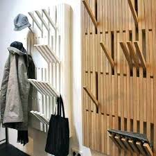 Cool Coat Rack Ideas Cool Coat Racks Be Unusual Wall Mounted Funky Coat Hooks That Make 88