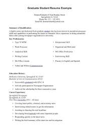 writing graduate school resume 17 best images about resume and resume samples for graduate students