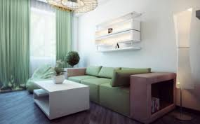 White And Green Living Room White Green Living Room Interior Design Ideas