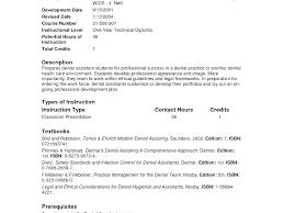 Objective For Resume Dental Assistant Sample Dental Assistant Resume