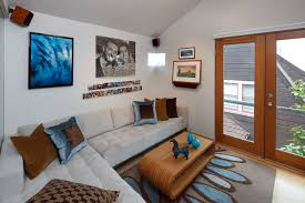 tiny house small living room by kimball starr interior design contemporary living room san francisco