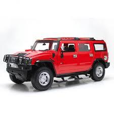 <b>Радиоуправляемая</b> модель <b>машина MZ</b> Hummer H2 1/10 +акб
