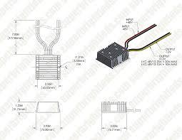 step down dc dc voltage converter 36 48v 36 60v to 12v power golf cart voltage reducers 36 48 volt to 12 volt converters