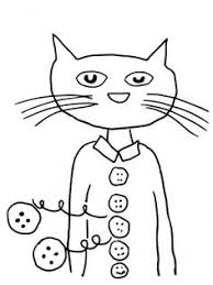 Coloring Pages For Pete The Cat Pete The Cat And His Four Groovy